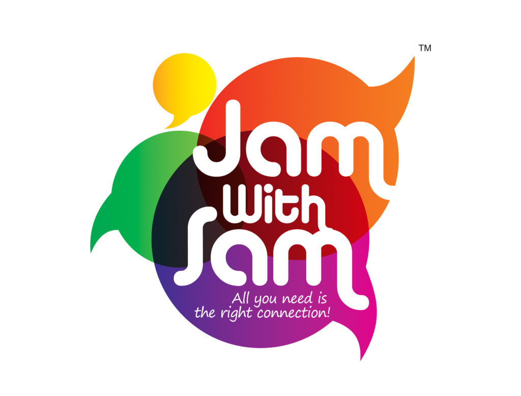 Jam with Sam Logo
